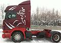 Spojlery dachowe Scania, owiewki tir Scania | Multi-Plast spojlery